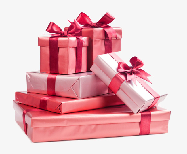 صناديق الهدايا