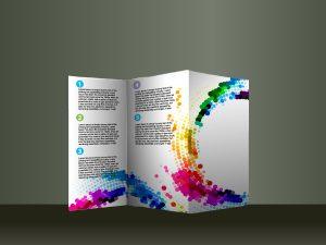 تصميم وطباعة البرشورات
